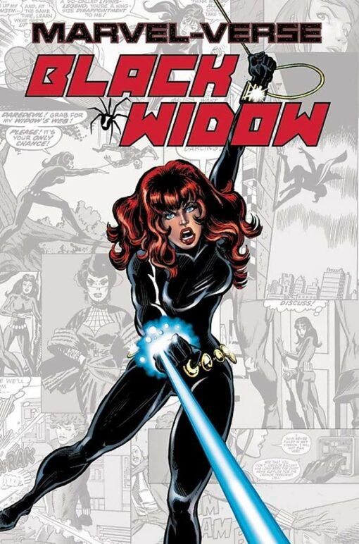 Marvel-Verse: Black Widow Volume 1 Conditie: Nieuw Marvel 1