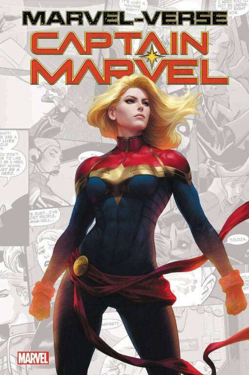 Marvel-Verse: Captain Marvel Conditie: Nieuw Marvel 1