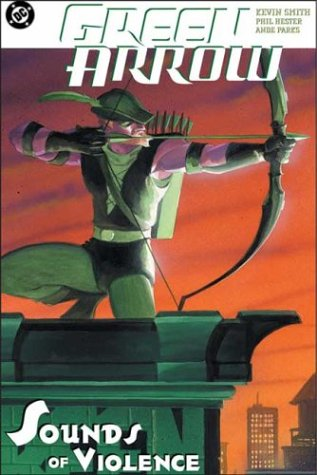 Green Arrow (2nd Series) Volume 2: Sounds of Violence Conditie: Tweedehands, als nieuw DC 1
