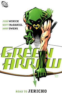 Green Arrow (2nd Series) Volume 9: Road to Jericho Conditie: Tweedehands, als nieuw DC 1