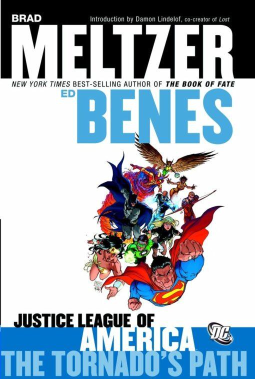 Justice League of America (2nd Series) Volume 1: The Tornado's Path Conditie: Tweedehands, als nieuw DC 1