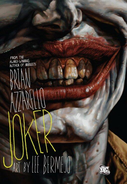 The Joker [HC] Conditie: Tweedehands, als nieuw DC 1
