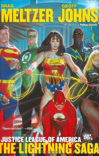 Justice League of America Vol. 2: The Lightning Saga [HC] Conditie: Tweedehands, als nieuw DC 1