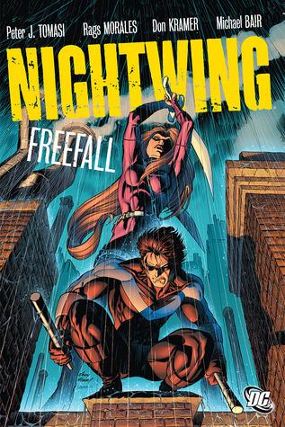 Nightwing Volume 14: Freefall Conditie: Tweedehands, als nieuw DC 1