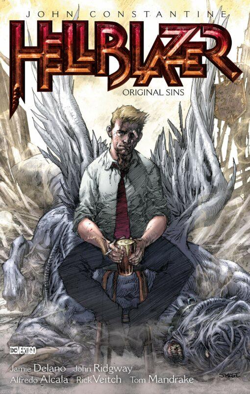 Hellblazer Volume 1: Original Sins Conditie: Tweedehands, als nieuw Vertigo 1