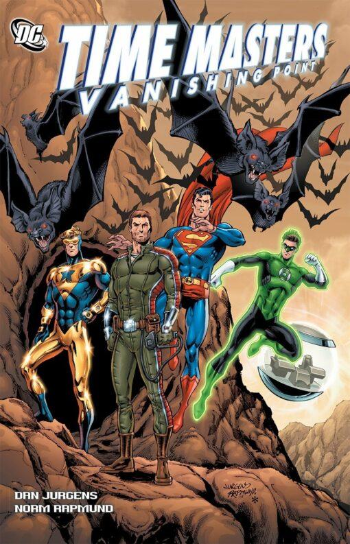 Time Masters: Vanishing Point Volume 1 Conditie: Tweedehands, als nieuw DC 1