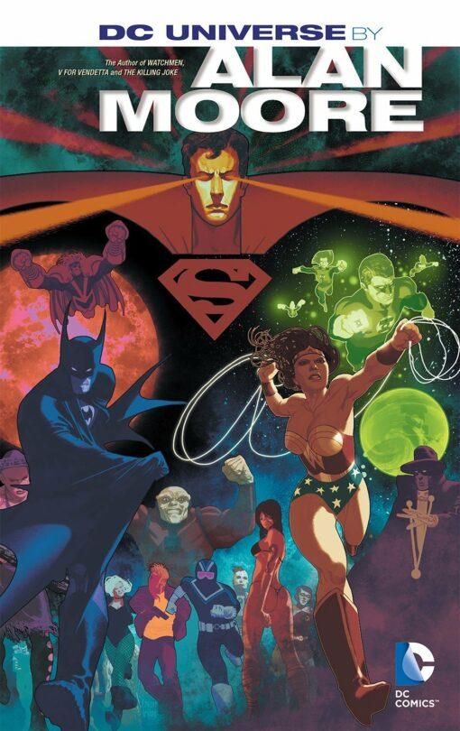 DC Universe by Alan Moore Conditie: Tweedehands, als nieuw DC 1