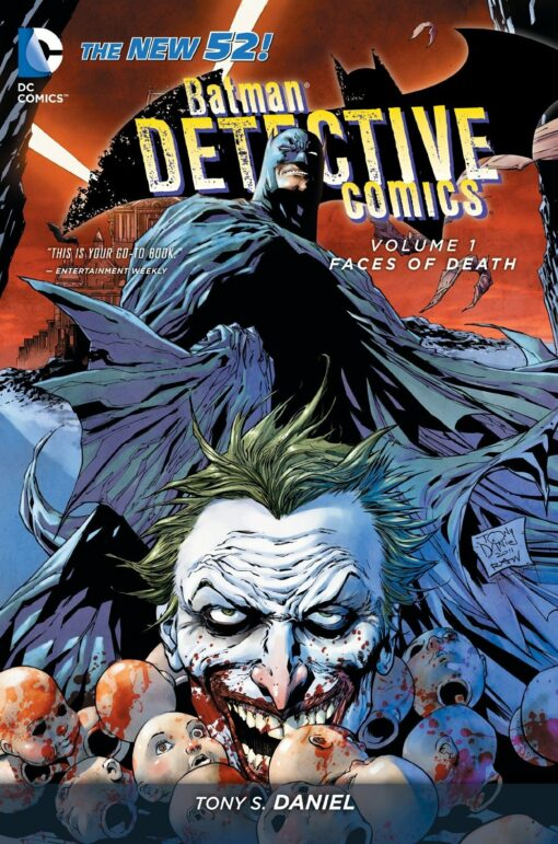 Detective Comics (2nd Series) Volume 1 Conditie: Tweedehands, als nieuw DC 1