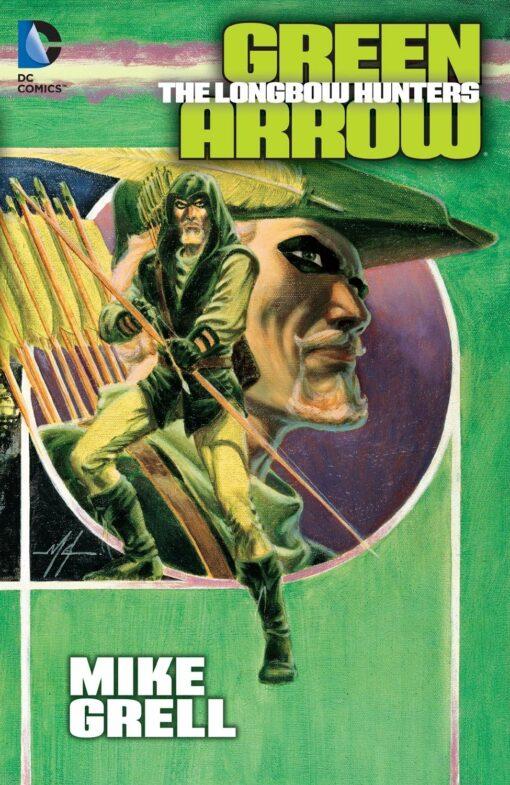 Green Arrow: The Longbow Hunters Volume 1: The Hunters; Dragon Hunt; Tracking Snow Conditie: Tweedehands, als nieuw DC 1