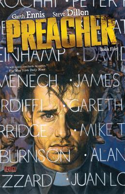Preacher: Book 5 Conditie: Tweedehands, als nieuw Vertigo 1