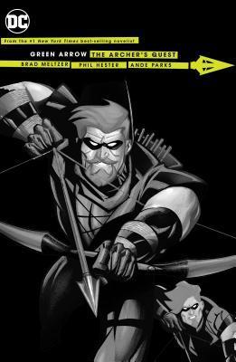 Green Arrow: Archer's Quest [HC] Conditie: Tweedehands, als nieuw DC 1