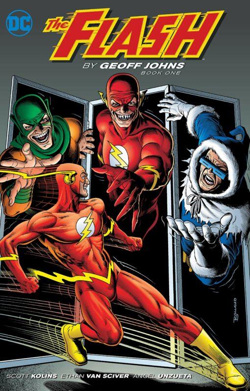 The Flash by Geoff Johns Book One Conditie: Tweedehands, als nieuw DC 1