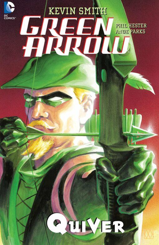 Green Arrow: Quiver Conditie: Tweedehands, als nieuw DC 1