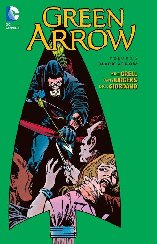 Green Arrow Volume 5: Black Arrow Conditie: Tweedehands, als nieuw DC 1