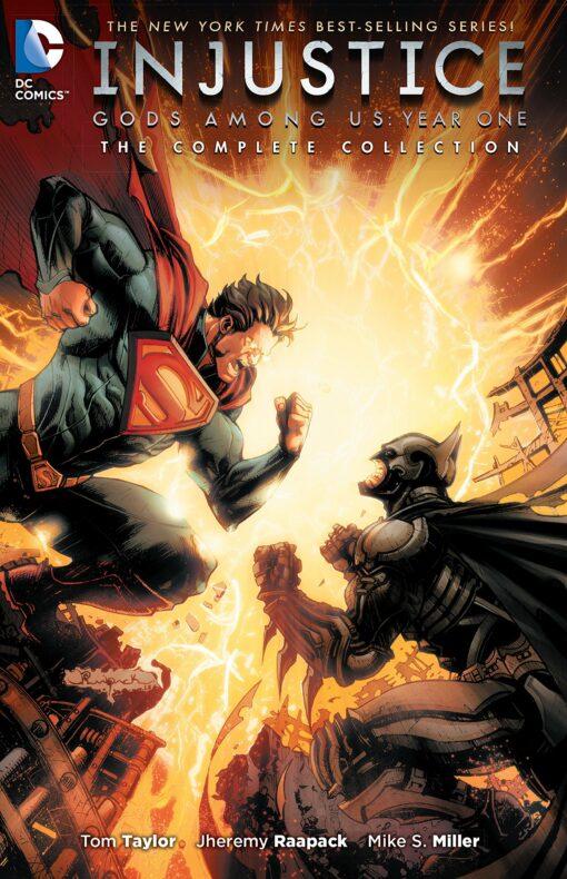 Injustice: Gods Among Us: Year One - The Complete Collection Conditie: Tweedehands, als nieuw DC 1