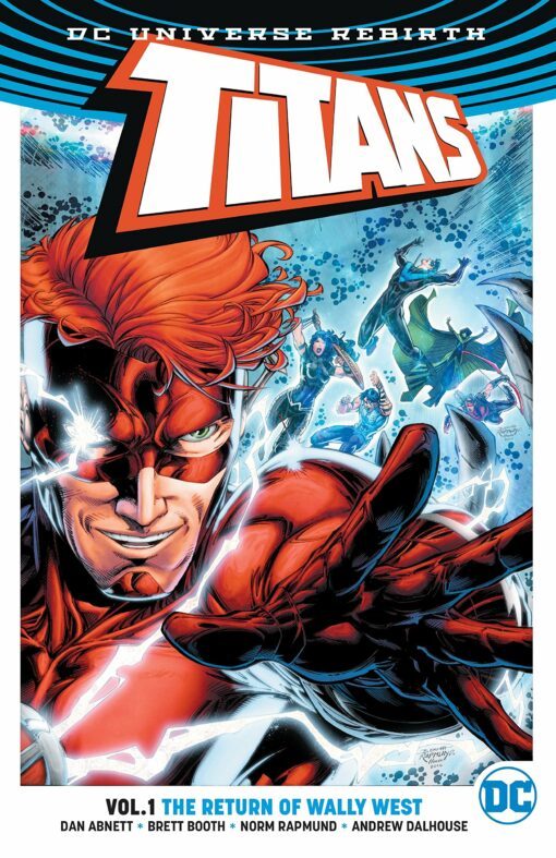 Titans (4th Series) Volume 1: The Return of Wally West Conditie: Tweedehands, als nieuw DC 1
