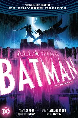 All-Star Batman Volume 3: First Ally [HC] Conditie: Tweedehands, als nieuw DC 1