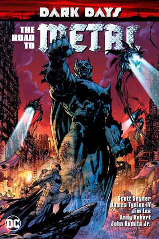 Dark Days: The Road to Metal [HC] Conditie: Tweedehands, als nieuw DC 1