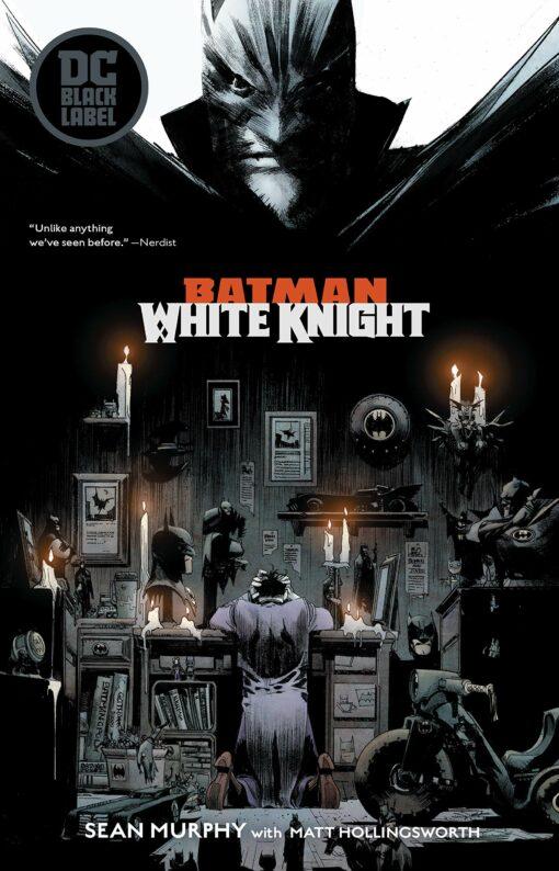 Batman: White Knight Volume 1 Conditie: Tweedehands, als nieuw DC 1
