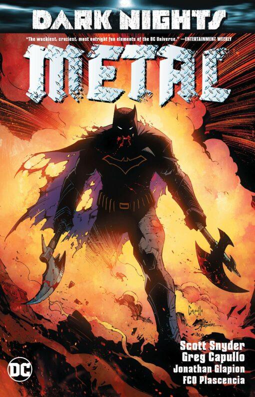 Dark Nights: Metal Volume 1 Conditie: Tweedehands, als nieuw DC 1