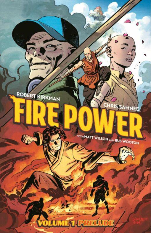 Fire Power Volume 1 Conditie: Nieuw Image 1