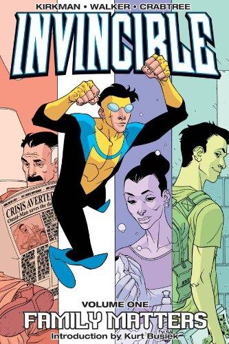 Invincible Volume 1: Family Matters Conditie: Nieuw Image 1