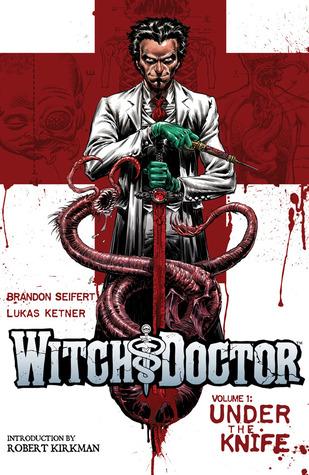 Witch Doctor (Image) Volume 1 Conditie: Tweedehands, als nieuw Image 1