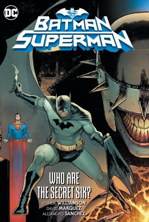 Batman/Superman (2nd Series) Volume 1: Who Are the Secret Six? Conditie: Nieuw DC 1