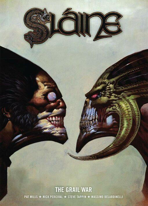 Slaine Volume 8: The Grail War Conditie: Tweedehands, als nieuw Rebellion 1