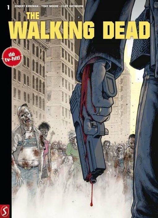 The Walking Dead Deel 01 [NL] Conditie: Nieuw Sylvester Strips 1