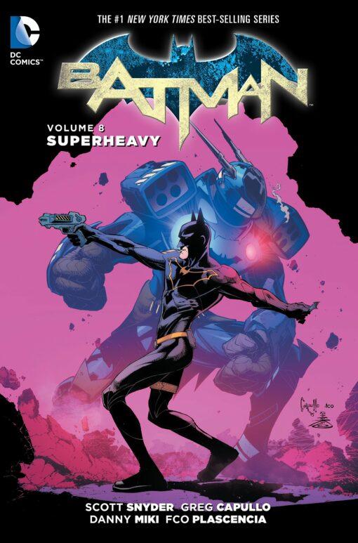 Batman (2nd Series) Volume 8: Superheavy [HC] Conditie: Tweedehands, als nieuw DC 1