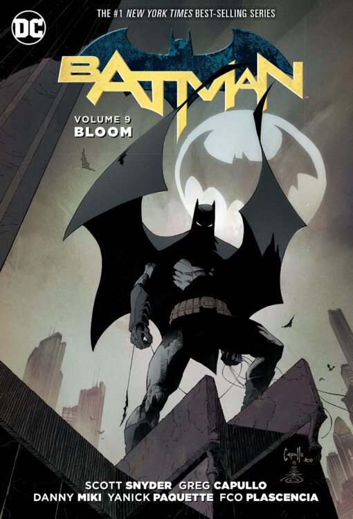 Batman (2nd Series) Volume 9: Bloom [HC] Conditie: Tweedehands, als nieuw DC 1