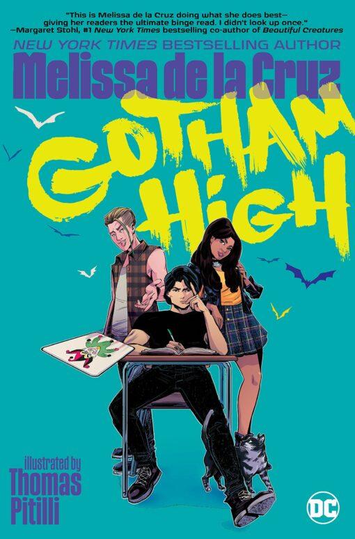 Gotham High Conditie: Tweedehands, als nieuw DC 1