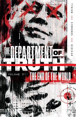 The Department of Truth Volume 1: The End of the World Conditie: Nieuw Image 1