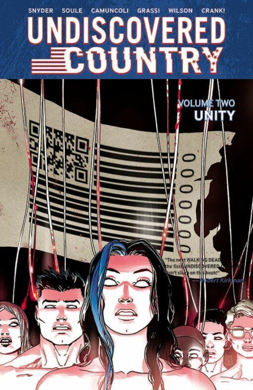 Undiscovered Country Volume 2: Unity Conditie: Tweedehands, als nieuw Image 1