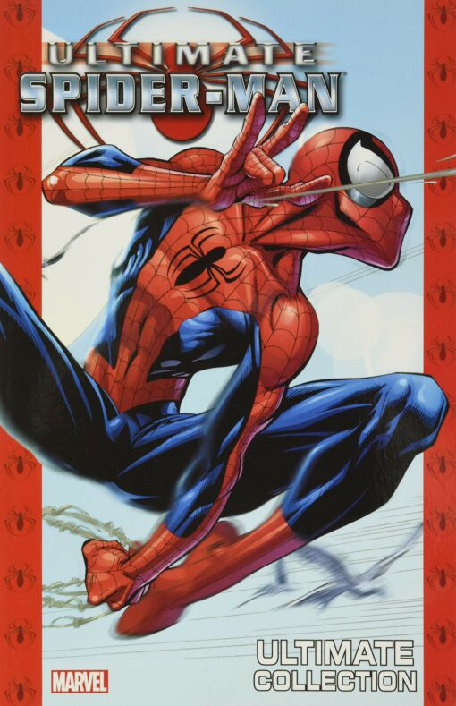 Ultimate Spider-Man Ultimate Collection - Book 2 Marvel 1