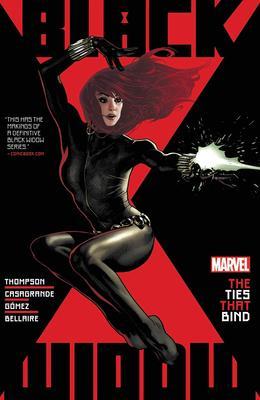 Black Widow by Kelly Thompson Vol. 1: The Ties That Bind Conditie: Nieuw Marvel 1