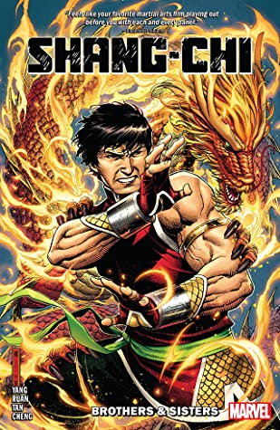 Shang-Chi by Gene Luen Yang Vol. 1: Brothers & Sisters Conditie: Nieuw Marvel 1