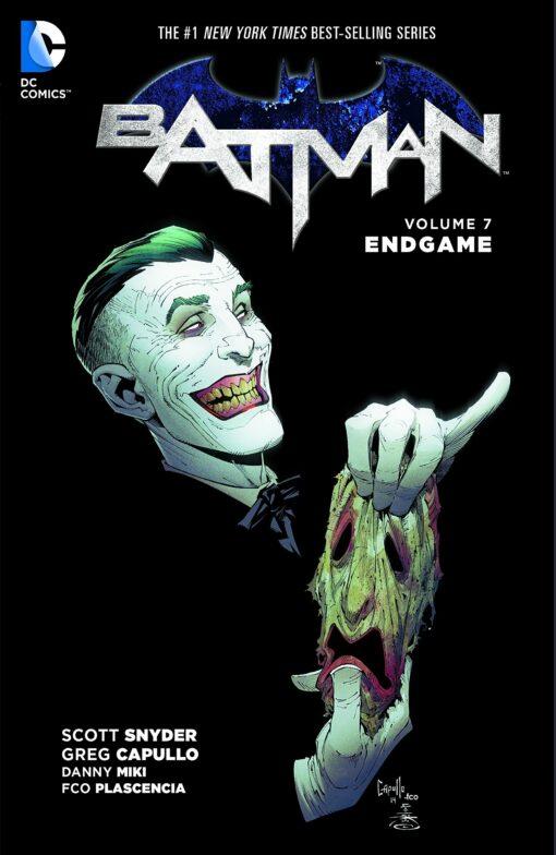 Batman (2nd Series) Volume 7: Endgame [HC] Conditie: Tweedehands, als nieuw DC 1