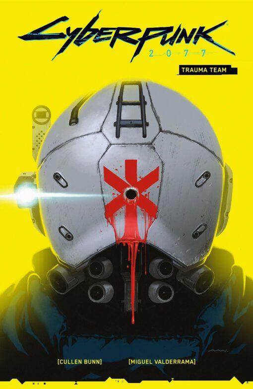 Cyberpunk 2077 Volume 1: Trauma Team Conditie: Nieuw Dark Horse 1