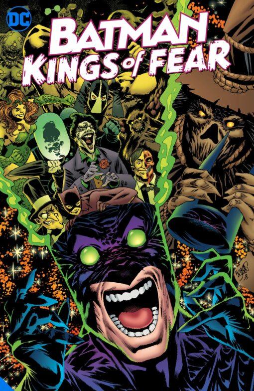 Batman: Kings of Fear Conditie: Nieuw DC 1