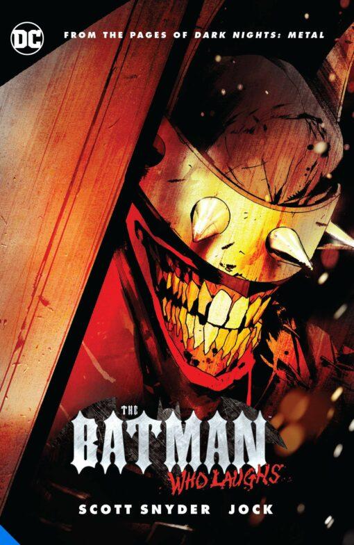 The Batman Who Laughs Conditie: Nieuw DC 1
