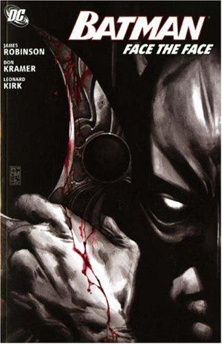 Batman: Face the Face Conditie: Tweedehands, goed DC 1