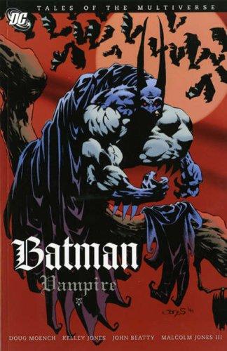 Batman: Vampire Conditie: Tweedehands, als nieuw DC 1