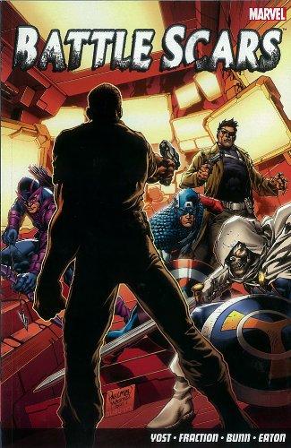 S.H.I.E.L.D.: Battle Scars: Some Scars Run Deep! Conditie: Tweedehands, goed Marvel 1