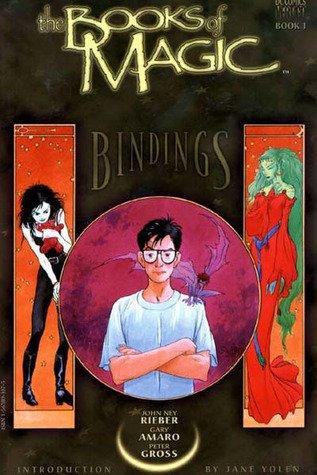 The Books of Magic, Volume 1: Bindings Conditie: Tweedehands, als nieuw Vertigo 1