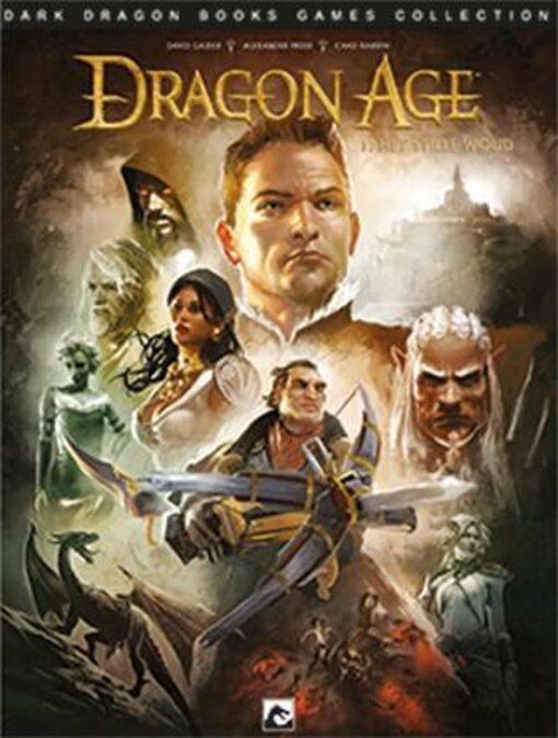 Dragon Age Deel 1: Het Stille Woud Conditie: Tweedehands, als nieuw Dark Dragon 1