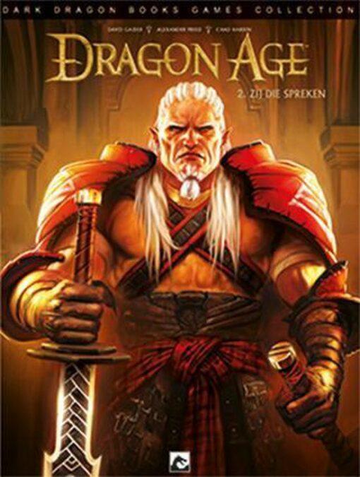 Dragon Age Deel 2: Zij Die Spreken Conditie: Tweedehands, als nieuw Dark Dragon 1