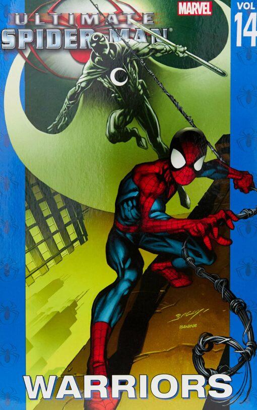 Ultimate Spider-Man Volume 14: Warriors Conditie: Nieuw Marvel 1