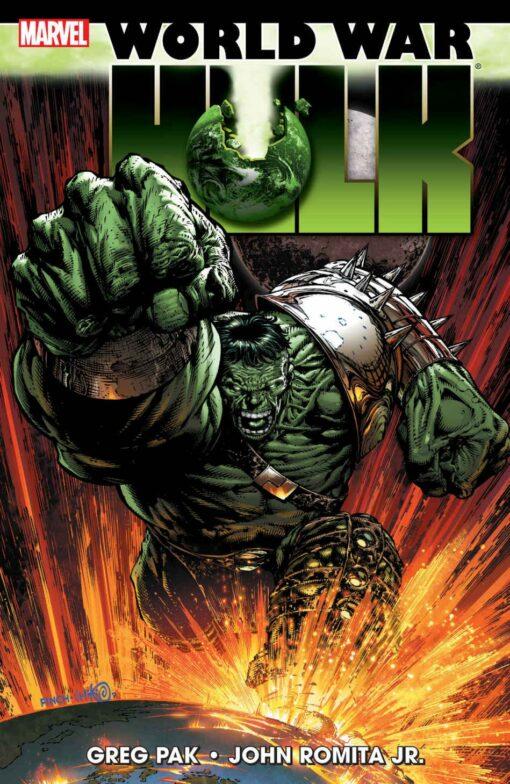 Hulk: WWH - World War Hulk Conditie: Tweedehands, als nieuw Marvel 1